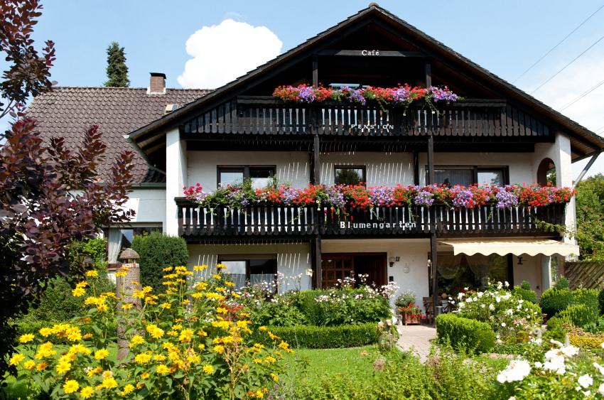 Hotel Landhaus Blumengarten, Leopoldstal