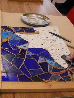 Copper Foiling Designs by Neelie