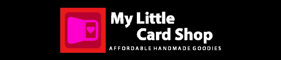 My Little Card Shop