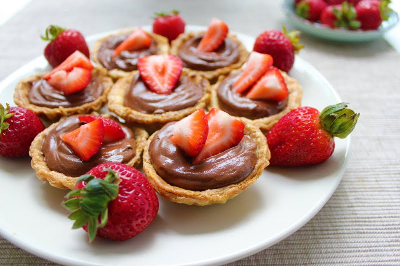 Tartlet Recipes Dessert Mini Tart Recipes Desserts