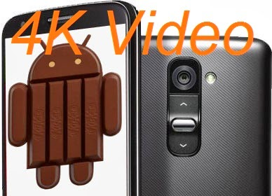 LG G2 rumored to get the 4K video recording