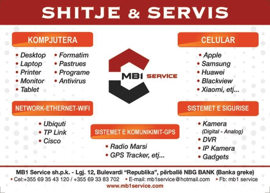 MBI Service
