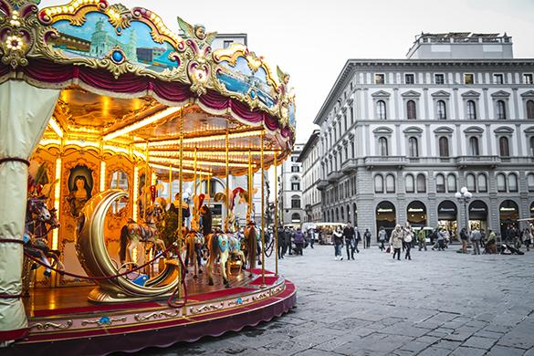 Italian Carousel