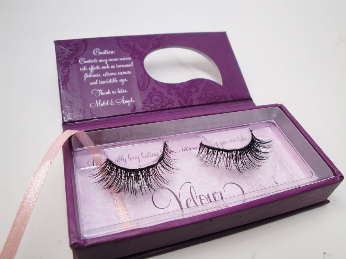 Product Review Giveaway Velour Lashes Makeup By Renren