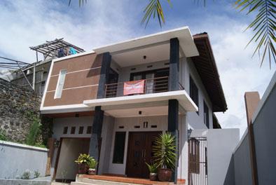 Villa Cihideung Lembang Bandung Utara