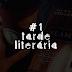 #1 Tarde Literária em São Paulo! Vai perder?