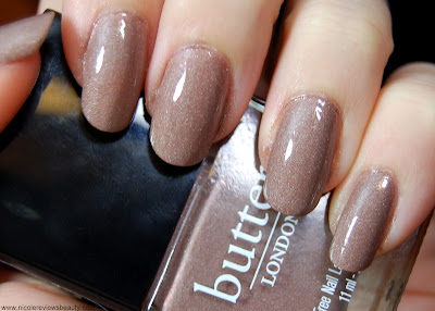 Butter London 3 Free Nail Lacquer in All Hail the Queen Swatch