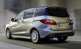 2014 Mazda 5 Review
