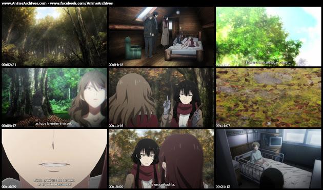 Sakurako-san no Ashimoto ni wa Shitai ga Umatteiru 11