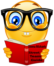 Street Team~Donna Michaels' Minions...