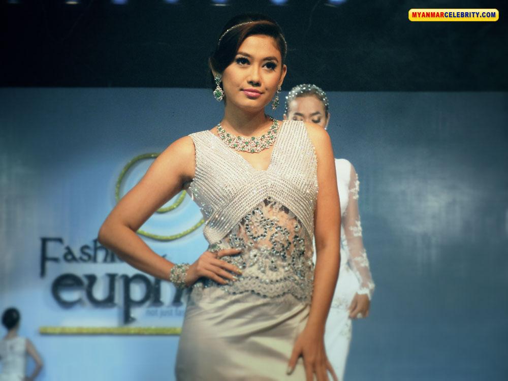 Fashion euphoria fashion show 2011 2012 sedona hotel yangon