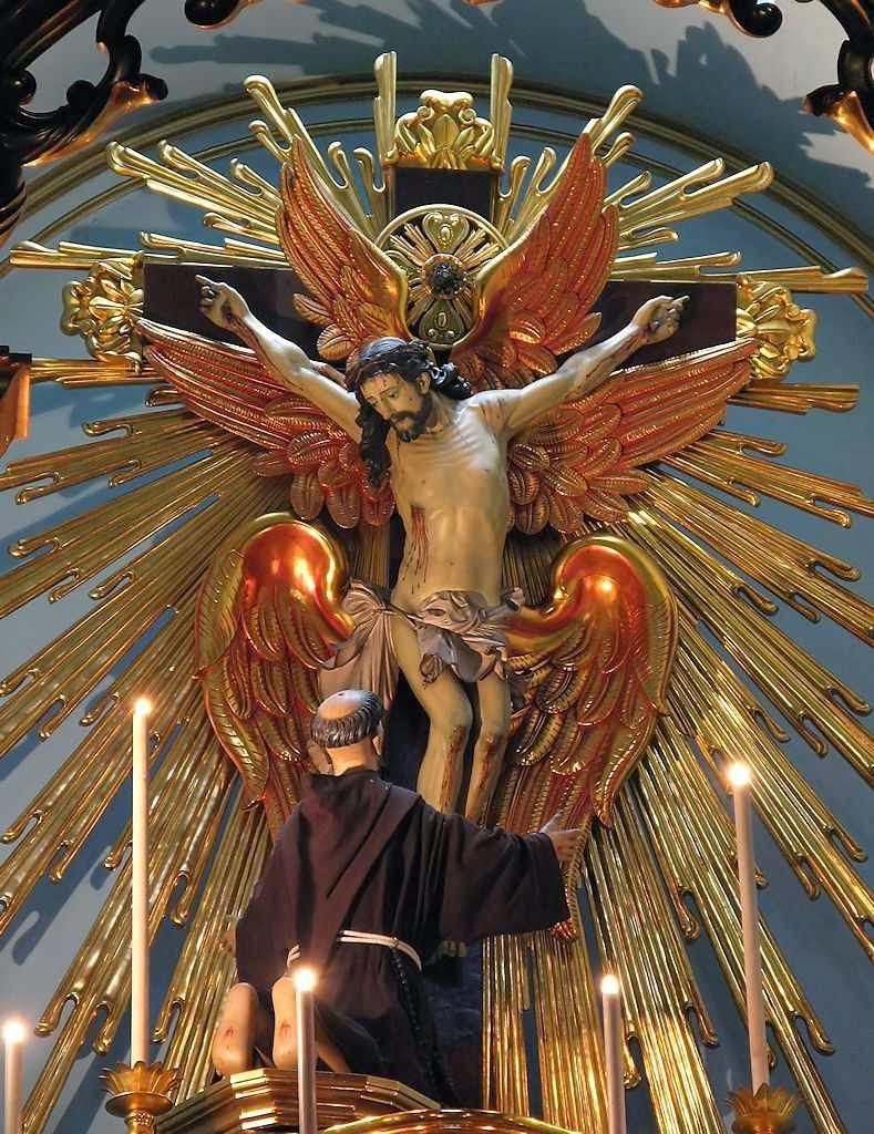 Ordem Terceira de São Francisco, São Paulo, altar mor.