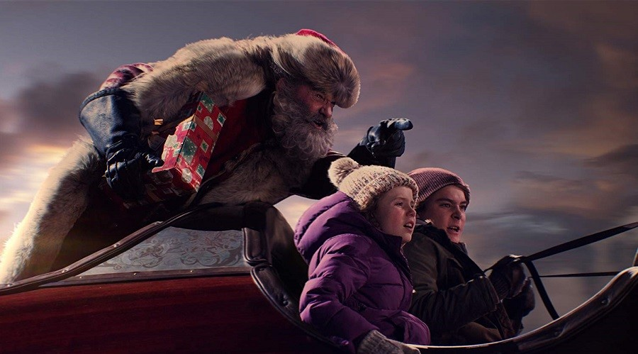 The Christmas Chronicles Legendado Torrent Imagem