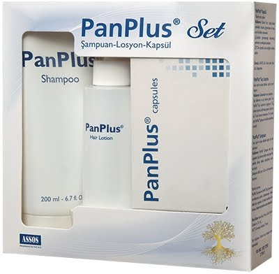 Panplus Saç Dökülmesine Karşı Etkili Bakım Seti