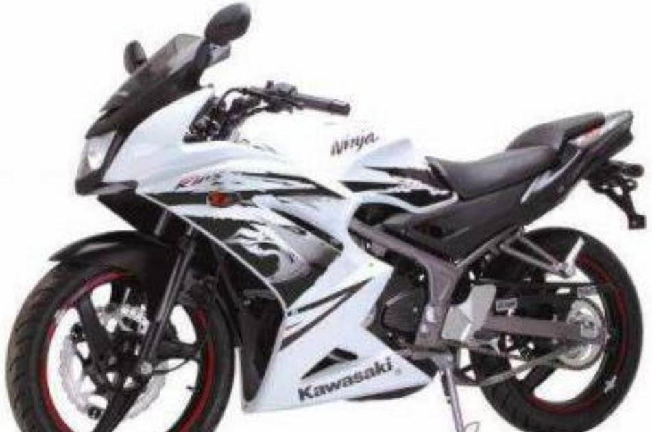 Kawasaki Ninja Rr  Hijau