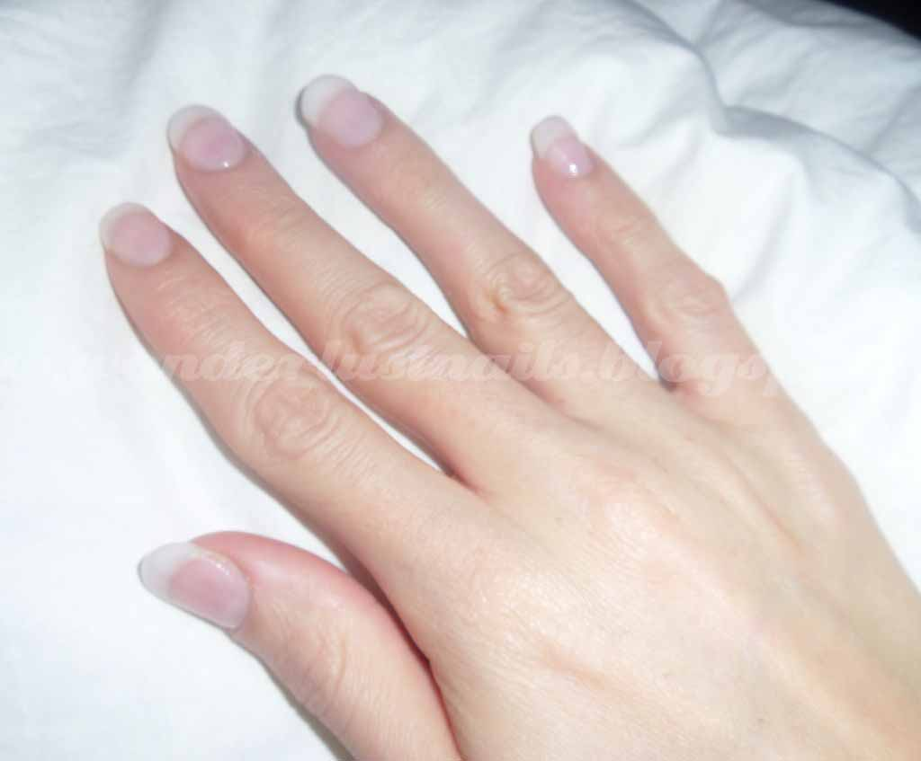 Wonderlust Nails: OPI Axxium Gel Nail Extensions