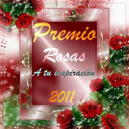 Premio Rosas a tu inspiración