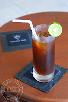 Viceroy Bali Review - Lembah Spa, Ubud Couples Massage - Cinnamon Iced Tea