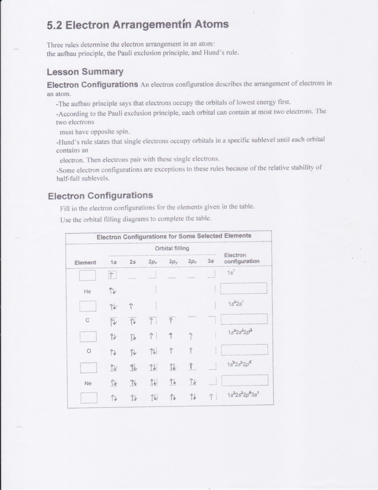 Dr gaydens chemistry class 2015 read the instructions and complete the handout ccuart Gallery