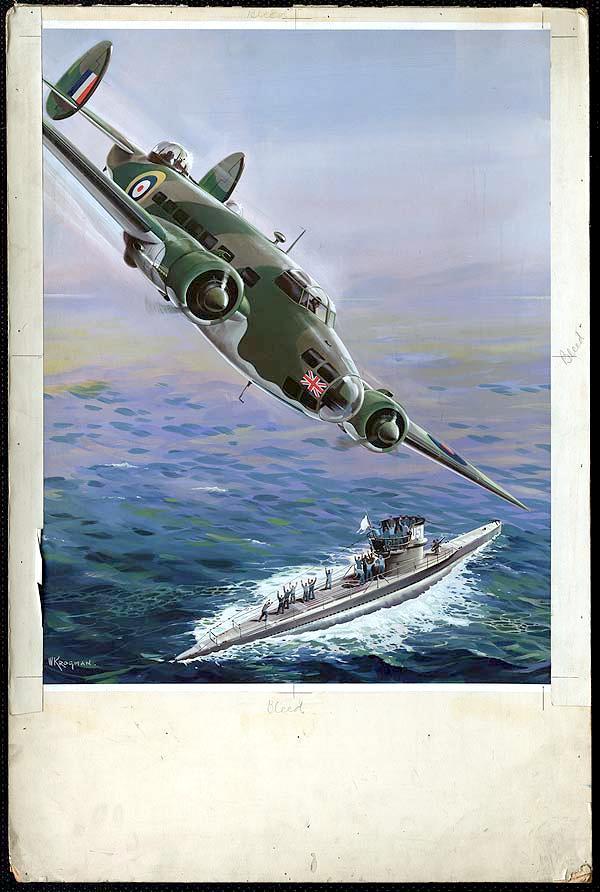 german u-boat surrenders atlantic