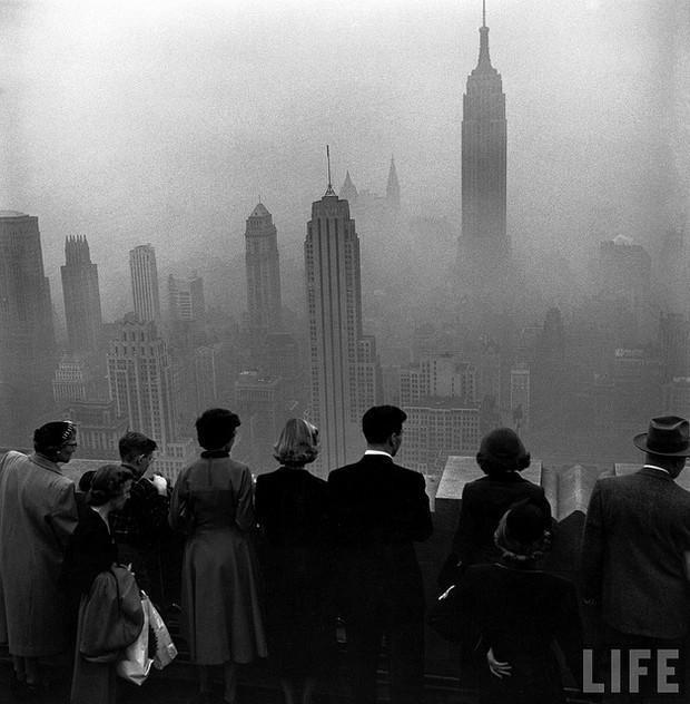 Downtown Mist