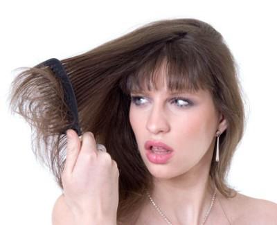 cabelo seco Como remover progressiva dos cabelos