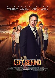 Watch Left Behind (2014) movie free online