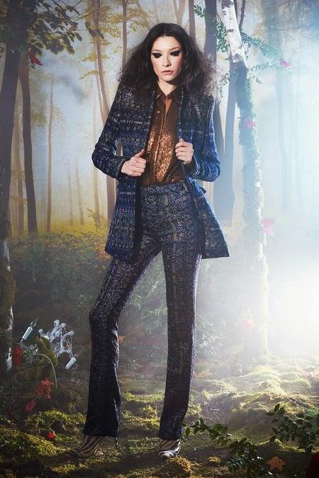Alice + Olivia suit