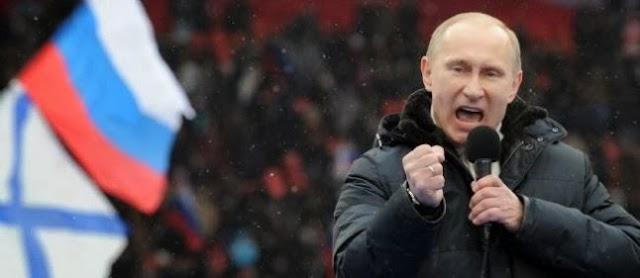 Vladimir Putin, un dirigente muy admirado en el Sáhara Occidental