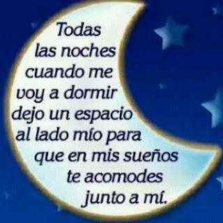 La luna te desea buenas noches