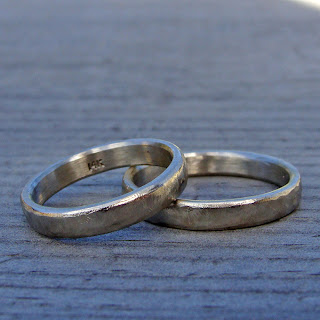 recycled gold rings