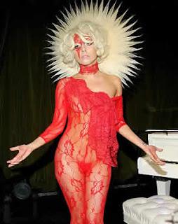 Lady Gaga como Maria Magdalena