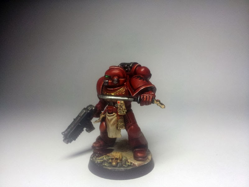 BLOOD ANGELS - WARHAMMER 40.000 3-1
