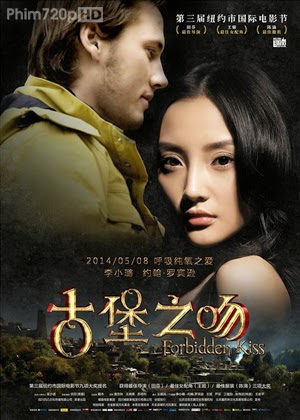 Forbidden Kiss 2014 poster