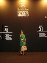 MERCEDES BENZ FASHION WEEK MADRID PRIMAVERA - VERANO 2013