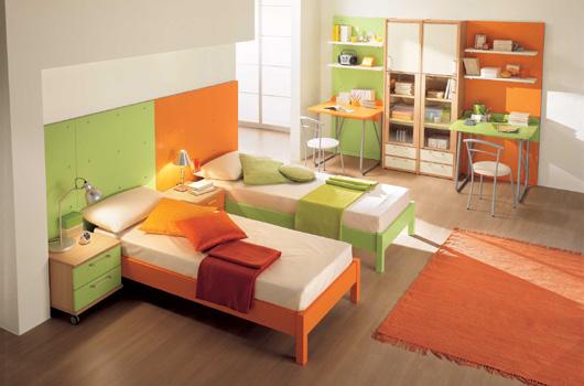 Feng shui kids bedroom