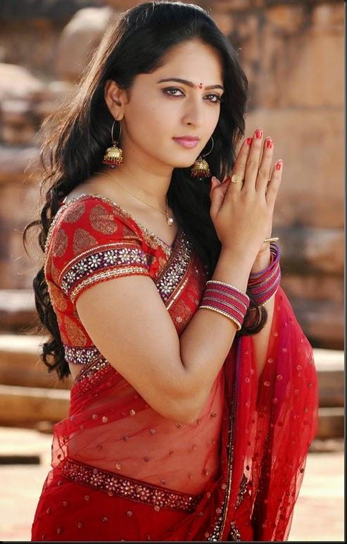 Telugu Hot actress gallery: stunning beautiful telugu actress anushka ...