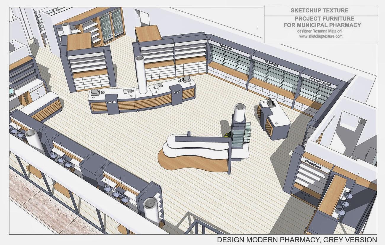 Wonderful 3d Home Plan Design #2: 23-PHARMACY-PROJECT-VARIANT-GREY.jpg