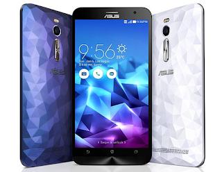 Asus Zenfone 2 Delux