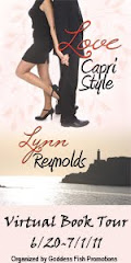 Virtual Book Tour- Love Capri Style