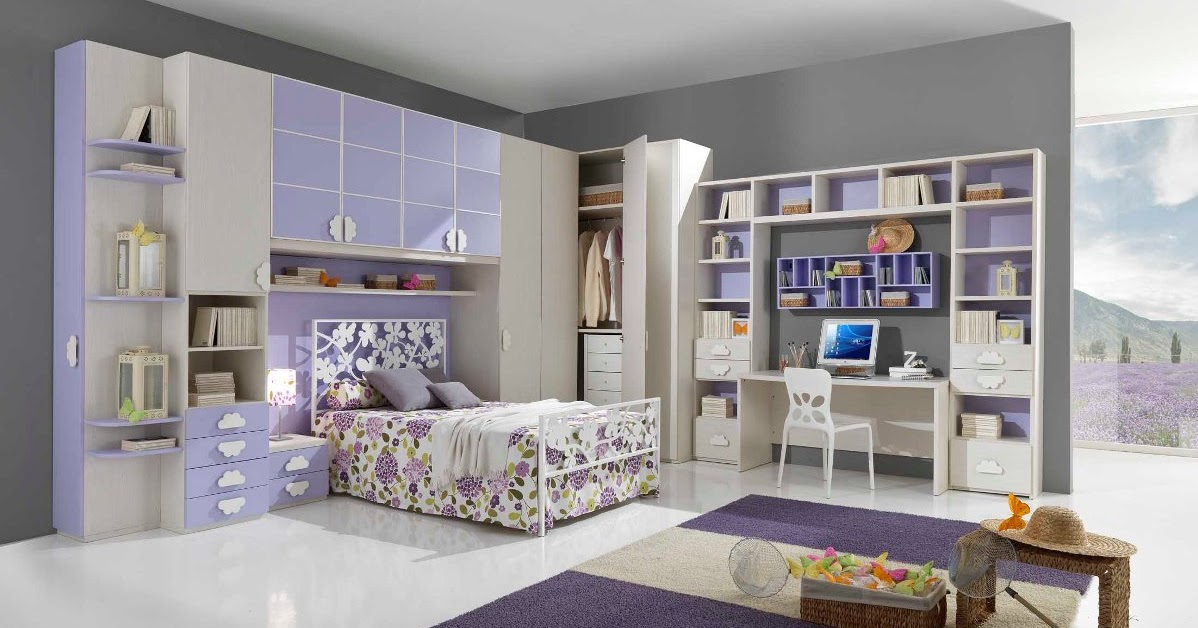 id e d co chambre ado fille moderne id es d co pour maison moderne. Black Bedroom Furniture Sets. Home Design Ideas