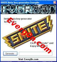 smite beta key free