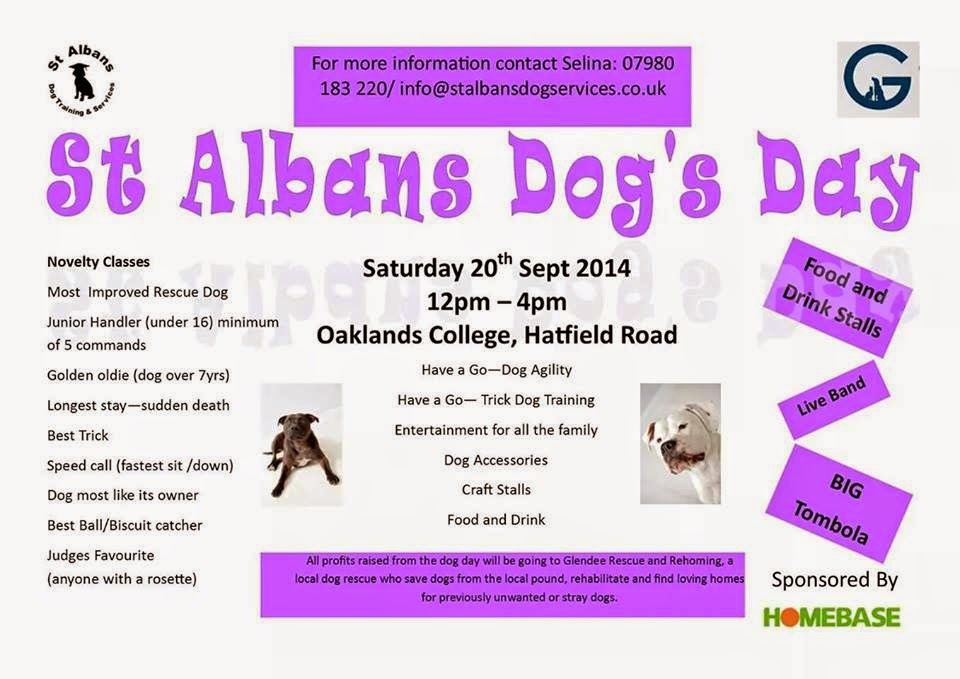 Dog Show, Herts, Discounts