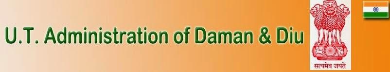 Daman & Diu Administration Recruitment 2014 www.daman.nic.in