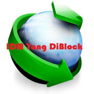 Cara Mengatasi IDM Yang DiBlock Atau Fake Serial Number