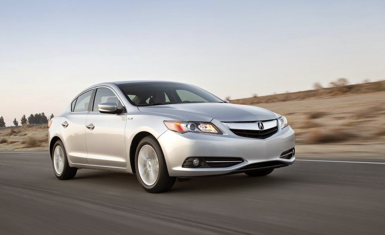 Acura ILX Hybrid Car Wallpapers