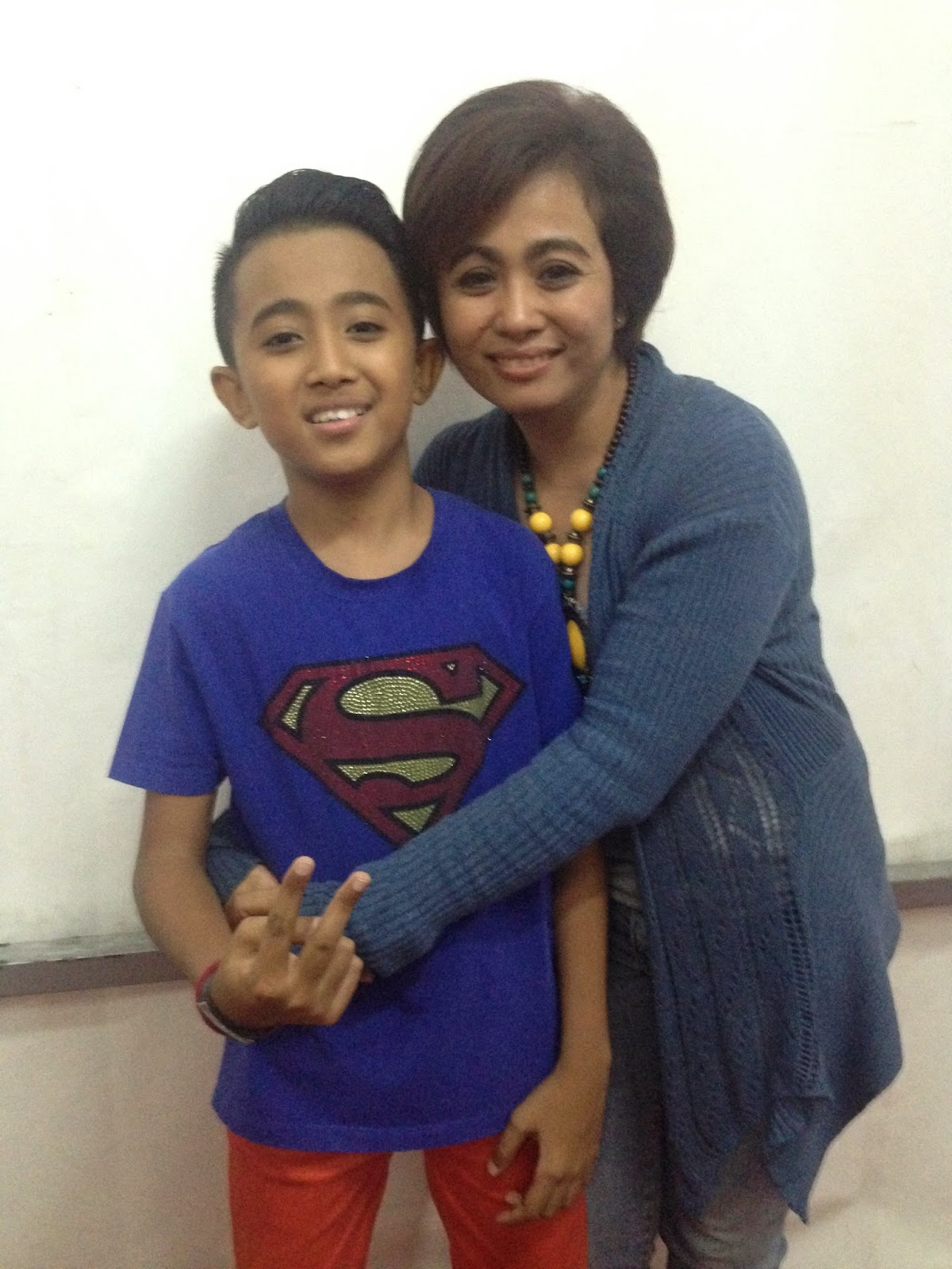 Finalis Indonesian Idol Junior Riam Finalis Indonesian Idol