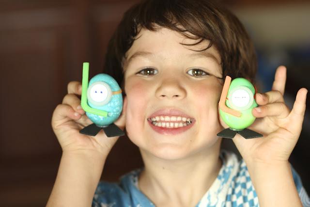 Eyan's easter egg ideas