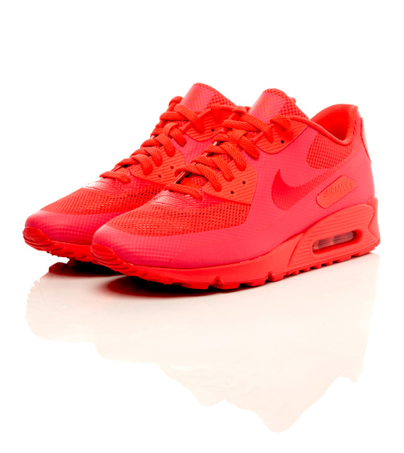 Nike Air Max 90 Rojos Hyperfuse