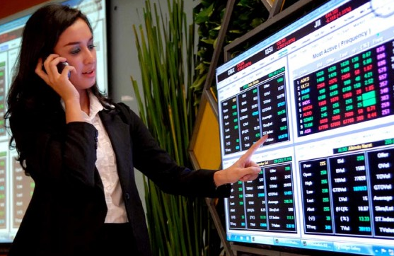 Cara bermain saham di forex